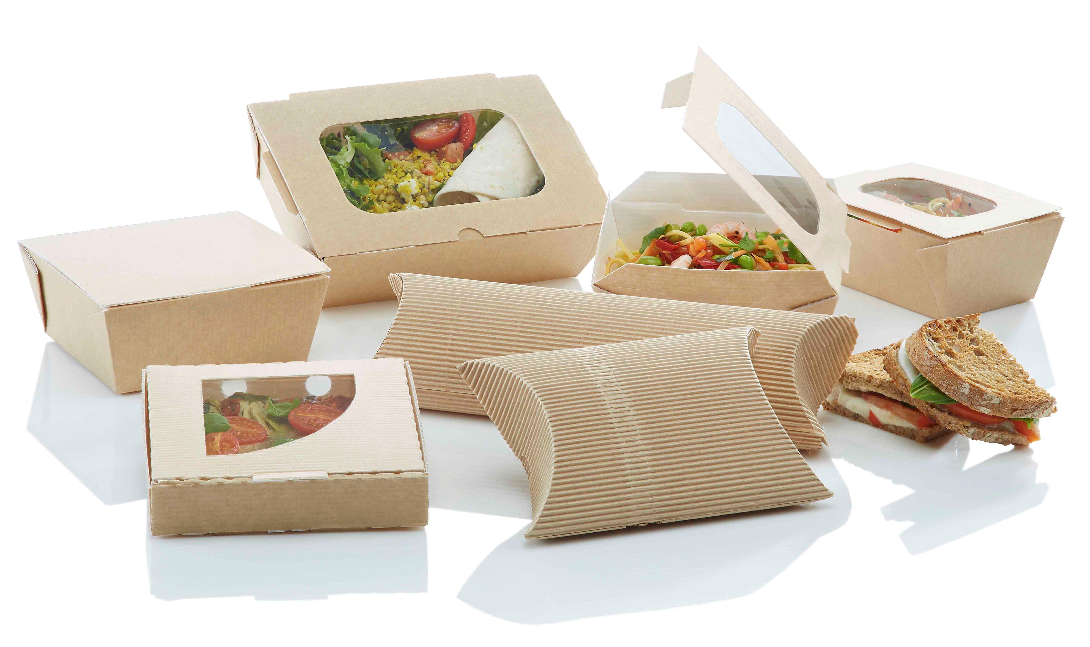 Packaging take away 30 dise os cartosystem - Envases take away ...